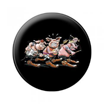 Magnet Küchenmagnet - Pig Trio - 16645 - Gr. ca. 5,7 cm