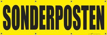 Banner Werbebanner - Sonderposten - 3x1m - Spannband für Ihren Werbeauftritt / Bedruckt mit Ihrem Motiv - 309961