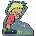 Aufnäher - Preusse - 00069 - Gr. ca. 8cm x 11cm