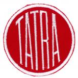 Aufnäher Applikation Emblem Abzeichen TATRA - 01629 Gr. ca 7,5cm
