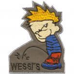 Aufnäher - Wessis - 01975 - Gr. ca. 8cm x 11cm