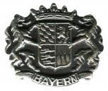 Anstecknadel - Metall - Pin - Bayern- Wappen - 02667