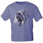 T-Shirt mit Pferdemotiv - Barock - 10642 - Gr. S-2XL - ©Kollektion Bötzel