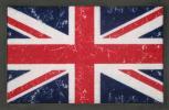 Fußmatte mit Print – Flagge Grossbritannien UK - 25031 - Gr. ca.  60 x 40 cm