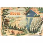 Küchenmagnet - RÜGEN - Gr. ca. 8 x 5,5 cm - 38141 - Magnet