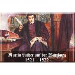 Küchenmagnet - Luther a.d. Wartburg - 38292 - Gr. ca. 8x5,5cm