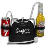 Trinkhelm Spaßhelm mit Print - Sangria Quelle - 51636