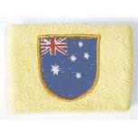 Pulswärmer - Australien - 56563 - Schweißband gelb