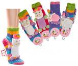 Socken Homesocks Unisex Motiv - Einhorn - 56905 versch. Farben Gr. 20-42