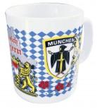 Kaffeebecher KÖNIGREICH BAYERN MÜNCHEN 57164