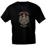 T-Shirt unisex mit Aufdruck - OLD GERMANY DEUTSCHLAND - 09526 - Gr. S - XXL