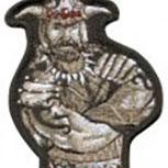 Aufnäher - Wikinger Mystik LIZENZ SERIE MILOSCH - 04714 - Gr. ca. 7x10 cm - Patches Applikation Stick