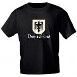 T-Shirt unisex mit Aufdruck - DEUTSCHLAND - Gr. S-XXL