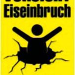 Warnschild - Winterdienst Eiseinbruch Lebensgefahr - 308592 - 30cm x 20cm