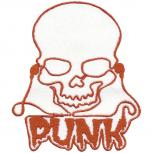 AUFNÄHER - Anarchie Punk - 04080 - Gr. ca. 7,5 x 5 cm - Patches Stick Applikation