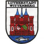 Aufnäher Patches Stick Applikation Bügel - Emblem - Wittenberg - 01009 - Gr. ca. 8 x 11 cm