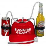 Trinkhelm Spaßhelm mit Printmotiv - Blasenfrei gezapft - 51600 - versch. Farben zur Wahl