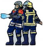 """Anstecknadel """" Feuerwehr"""" Größe ca. 1,7 x 1,8 cm 02875"""