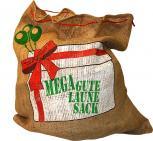 Jutesack mit Print - Mega-Gute-Laune-Sack - Gr. ca. 56cm x 136cm - 70551 Weihnachten