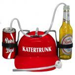 Trinkhelm Spaßhelm mit Printmotiv - Katertrunk - 51628 - versch. Farben zur Wahl
