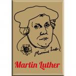 Küchenmagnet - Martin Luther - Gr. ca.8x5,5cm - 38243 - Magnet