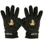 """(40385-56526) Fleece Handschuhe mit Einstickung """"KRONE EINHORN"""" Handschuhe"""""""