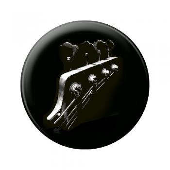 Magnetbutton - Space Bass - 16657 - Gr. ca. 5,7 cm