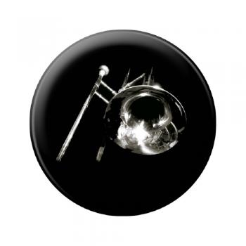 Magnetbutton - Trombone - 16667 - Gr. ca. 5,7 cm