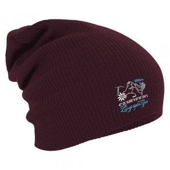 Longbeanie Slouch-Beanie Mütze Zugspitze 54482