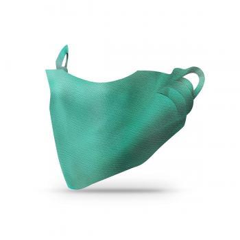 20x Einweg Behelfs- Mund- und Nasenmaske Alltagsmaske aus PP-Vlies in verschiedenen Farben
