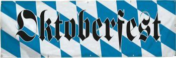 Banner Werbebanner - Oktoberfest - 3x1m - Spannband für Ihren Werbeauftritt / Bedruckt mit Ihrem Motiv - 309959