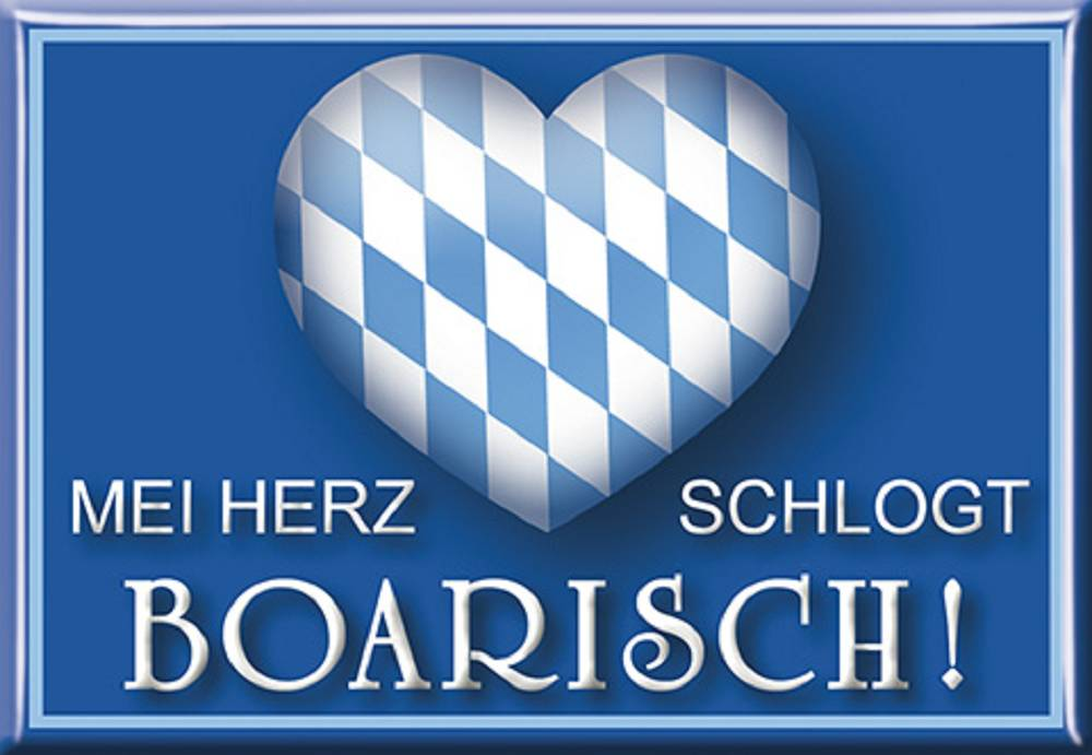 Mei Herz Schlogt Boarisch Shop