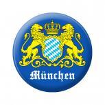 Ansteckbutton - München  Löwen - 18259 - Gr. 5,7cm