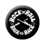 Ansteckbutton - Back to Back - 18613 - Gr. ca. 5,7 cm