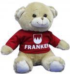 Plüsch - Teddybär mit Shirt - Franken - 27003 - Größe ca 26cm