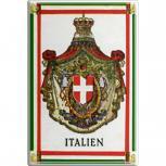 Magnet - ITALIEN - Gr. ca. 8 x 5,5 cm - 38966 - Küchenmagnet