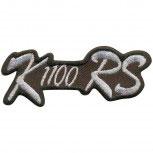 Aufnäher - K1100 RS - 04333 - Gr. ca. 8 x 4 cm - Patches Stick Applikation