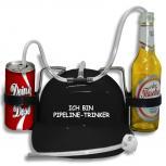 Trinkhelm Spaßhelm mit Print - Ich bin Pipeline-Trinker - 51620