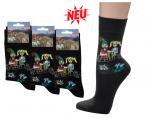 Socken 3er Pack Unisex Motiv - O´zaft is - Oktoberfest - 56355 Gr. 37-46