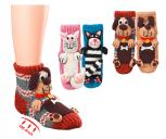 Homesocks ABS-Socken Unisex - Hund Katze - frei wählbar - 56361 Gr. 20-42