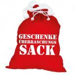 Nikolaussack Geschenkesack Überraschungssack 70527 Gr. ca. 94cm x 63cm