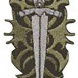 Aufnäher - Wikinger Mystik - 04605 - Gr. ca. 4 x 9 cm - Patches Stick Applikation