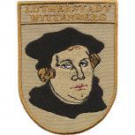 Aufnäher Patches Stick Applikation Bügel - Emblem - Martin Luther -01010 - Gr. ca.  9 x 7 cm