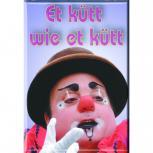 Küchenmagnet - Et kütt wie et kütt - Gr. ca. 8 x 5,5 cm - 38190 - Magnet