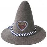 Gaudi-Hut Seppelhut mit Einstickung - Oktoberfest München - i mog Di - 51500