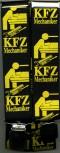 Hosenträger mit Print Zunftzeichen - KFZ Mechaniker - 06753 schwarz