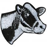 Aufnäher - Ochse Bulle Rind Kuh - 00952 - Gr. ca. 5cm x 4cm