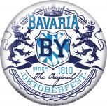 PVC - Aufkleber - Bavaria Oktoberfest - 301662-1 - Gr. ca. 7,5 x 7 cm